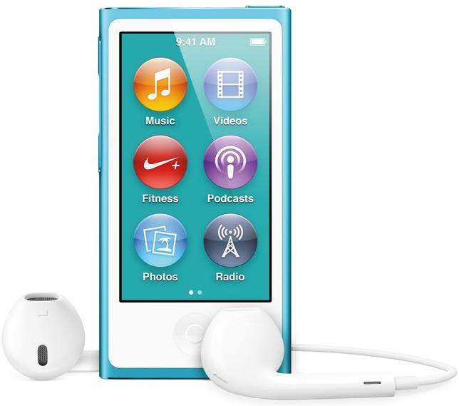 Apple ipod nano 7 инструкция