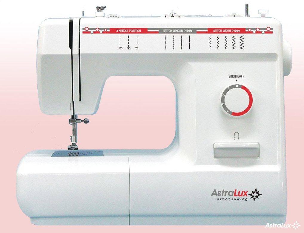 Швейная машина astralux 150 инструкция
