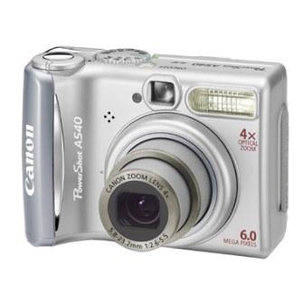 Инструкция По Эксплуатации Canon Power Shot A540