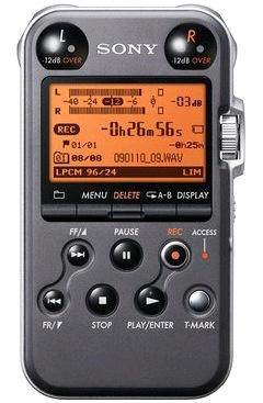 Sony pcm-d50 инструкция на русском
