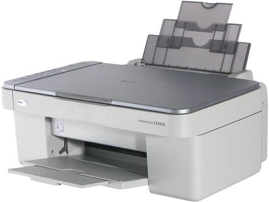 Epson stylus sx3500 инструкция