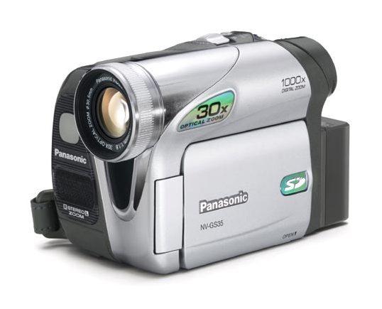 Инструкция Для Видеокамеры Panasonic Nv-Gs35gc