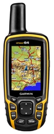Руководство пользователя garmin gpsmap 64