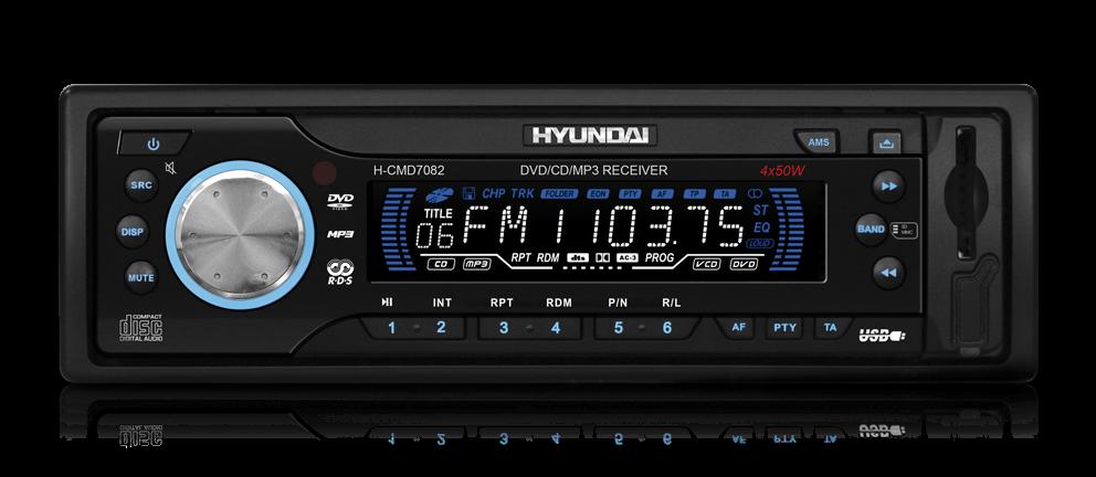 Hyundai H-cmd7082 Инструкция - фото 3