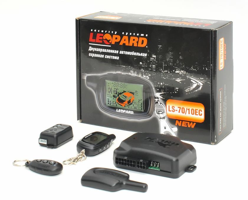 Leopard Ls 30 10 Сигнализация Инструкция