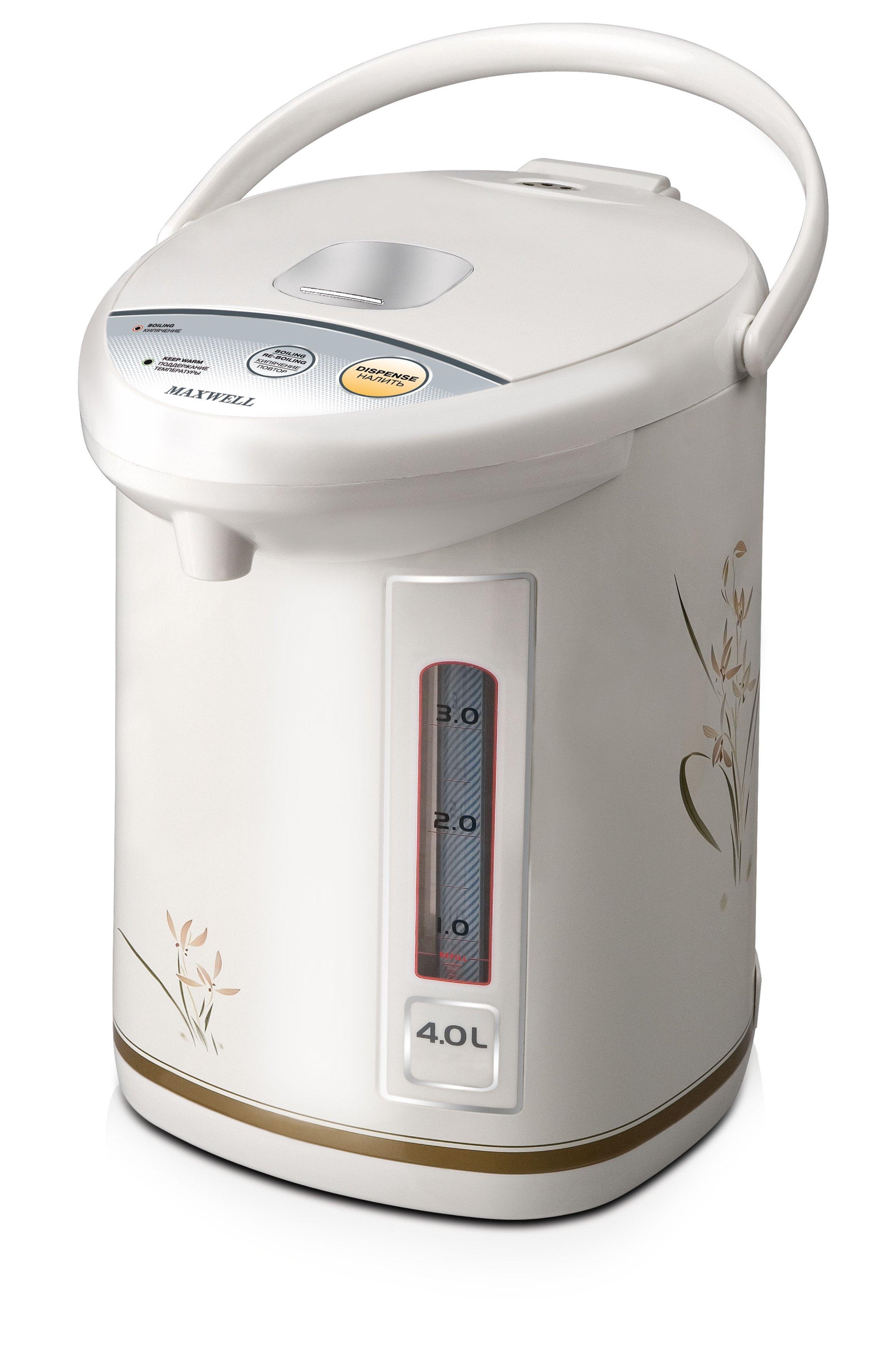 Принципиальная схема термопот maxwell mw-17515
