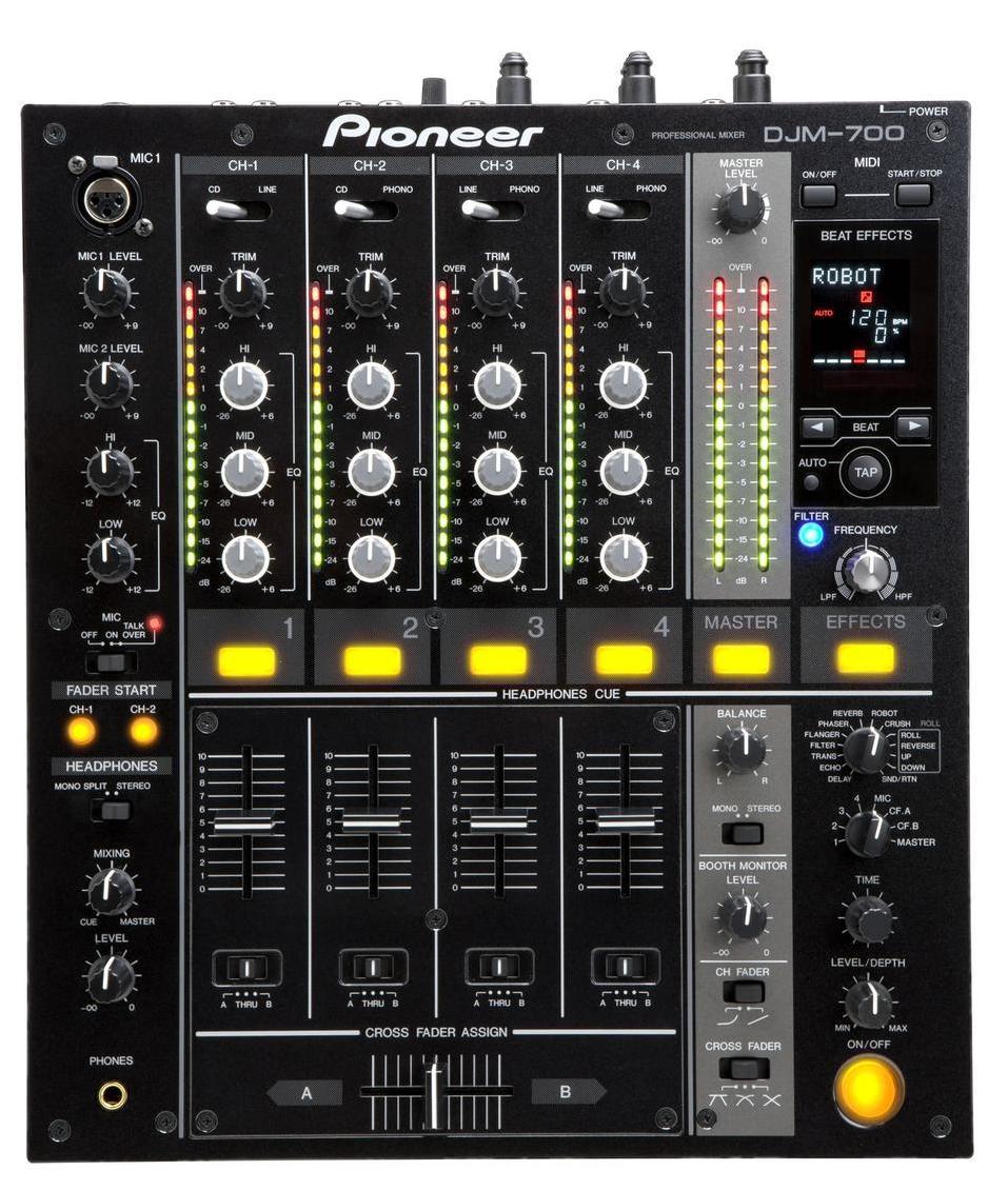 Pioneer Djm 700 Инструкция