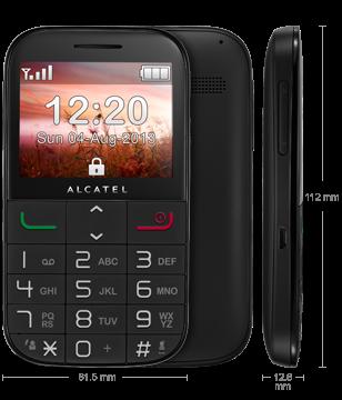 руководство пользователя alcatel 2000