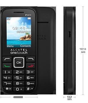 Инструкция к телефону alcatel 1042d