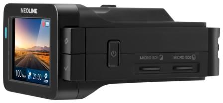 Neoline X-cop 9000 инструкция пользователя - фото 8