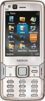 Руководство Пользователя Nokia N82