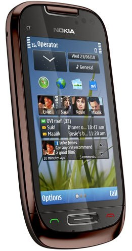Инструкция Nokia C7 C7-00 - фото 6