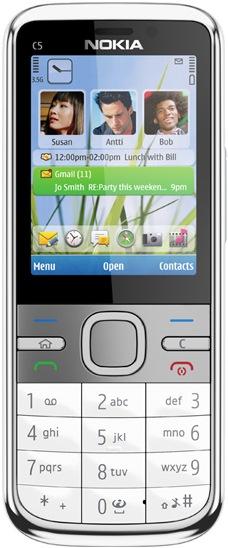 Nokia c5 инструкция пользователя