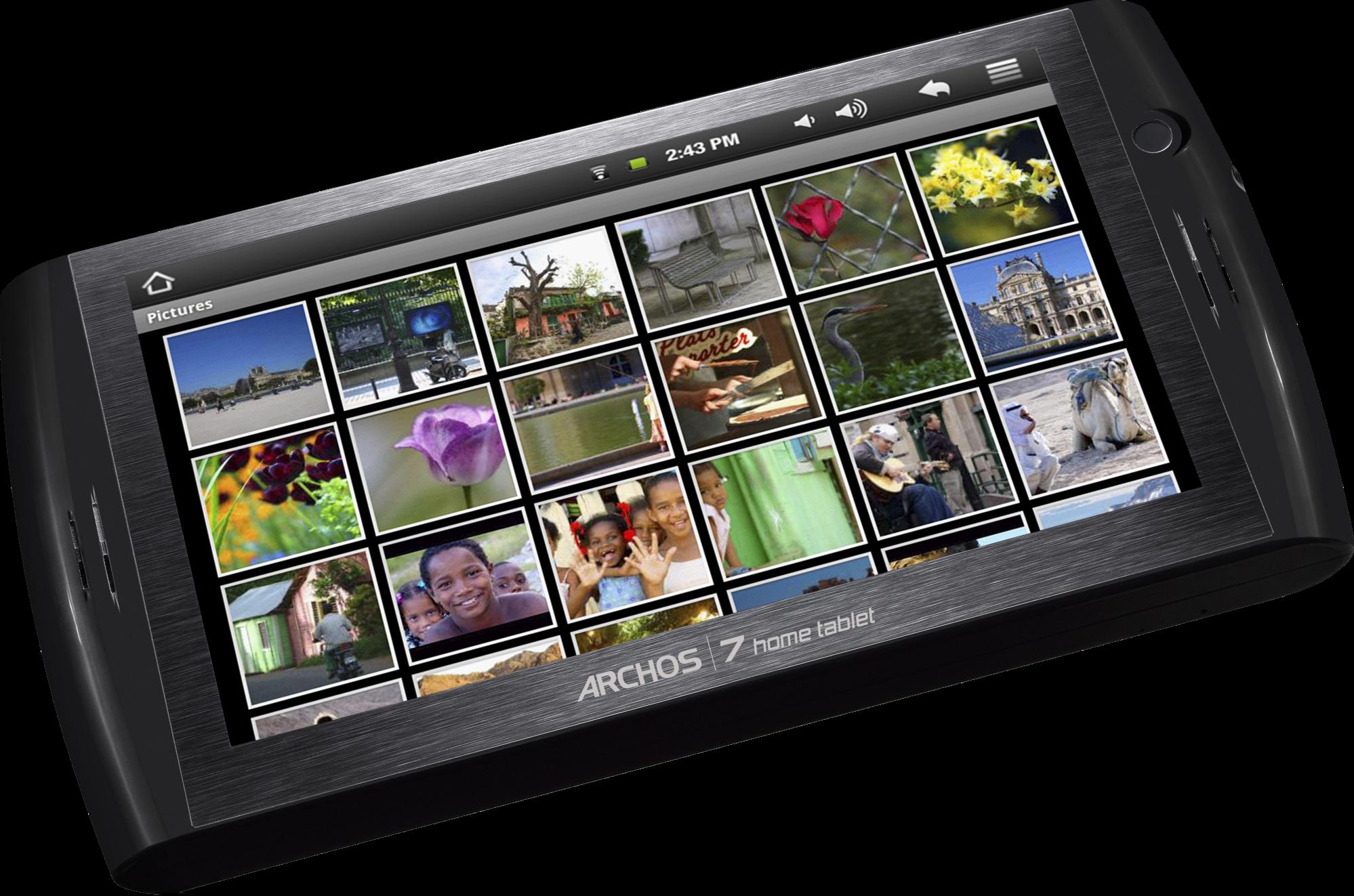 Инструкцию к archos 7 home tablet 8gb