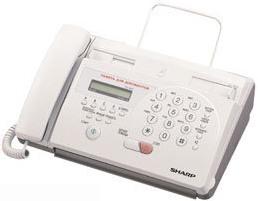 Инструкция факс шарп fo-55