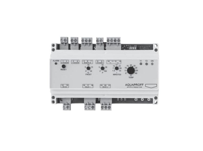 Инструкция к контроллеру aquaproff
