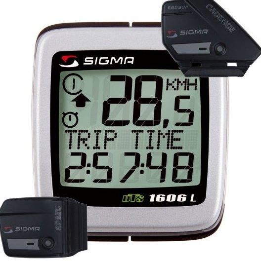 Велокомпьютер Sigma Topline NSI00120