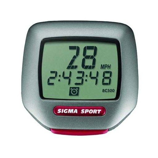 инструкция Sigma Sport 500 img-1