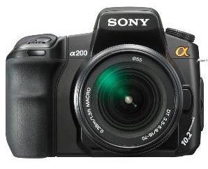 Sony A200 инструкция на русском - фото 5