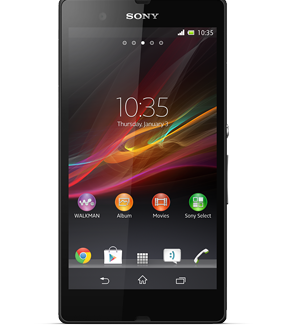 руководство пользователя Sony Xperia Z - фото 10