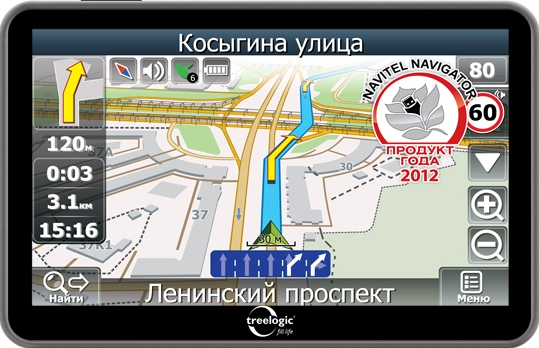 Навигатор Treelogic Tl-501 4gb Инструкция - фото 5